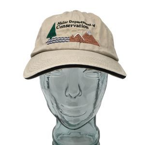 Maine Department of Conservation Baseball Cap